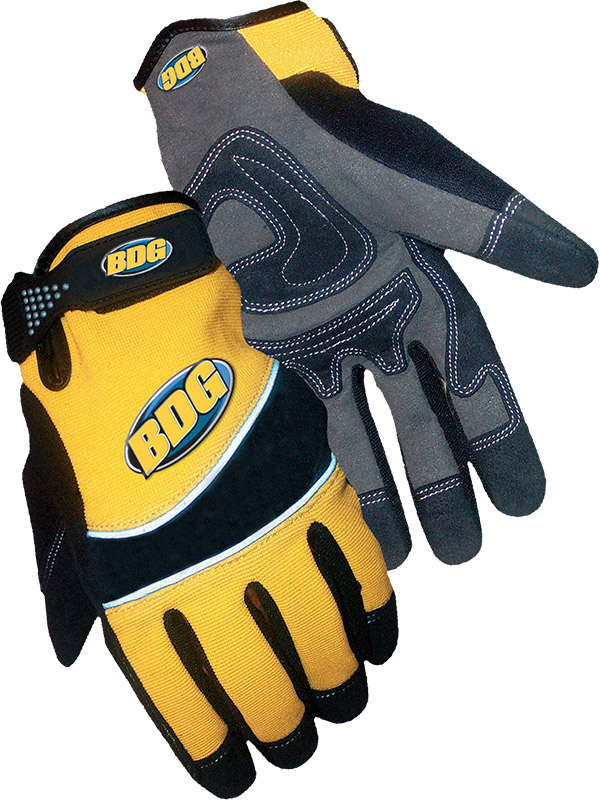 Synthetic Leather Performance Glove