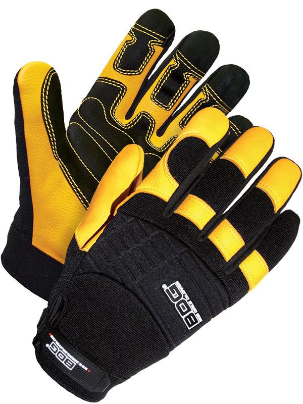 Grain Deerskin Performance Glove w/Reinforced Palm