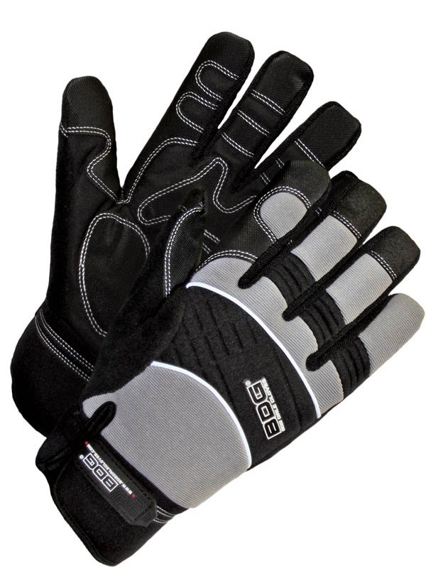 Lined Synthetic Leather Performance Glove (Liquid)