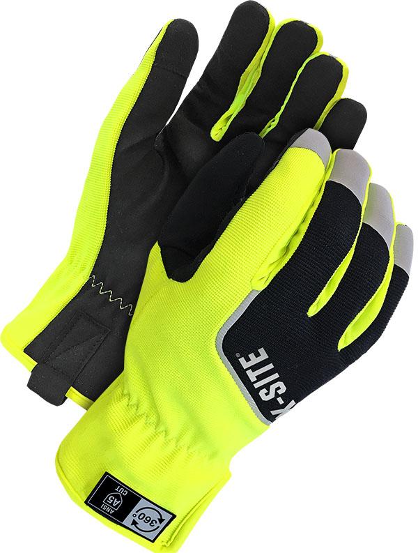 Microfiber Performance Glove (Cut/Touch Screen)