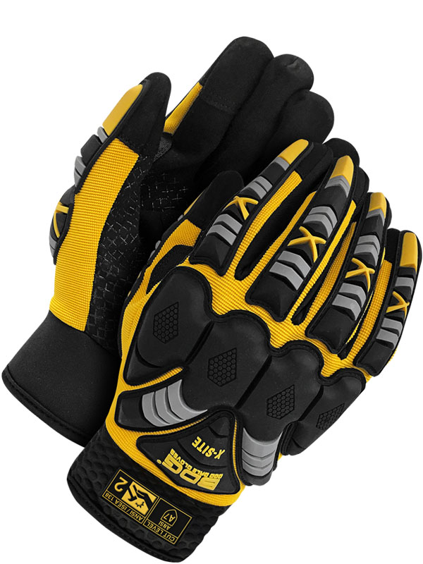 Synthetic Leather Performance Glove (Impact/Cut)