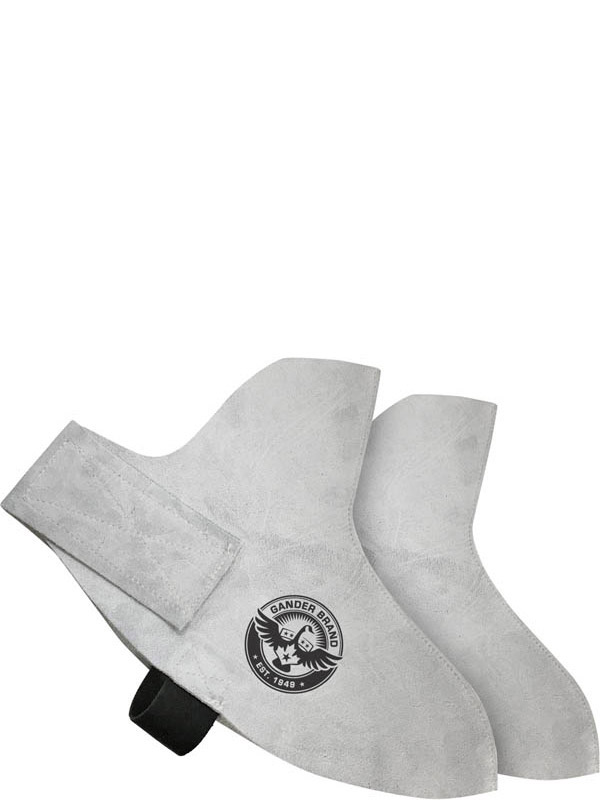 Split Leather Welding Spats