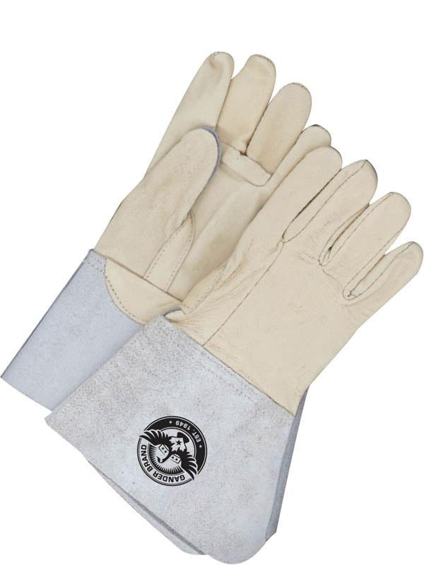 """Grain Cowhide Utility Glove w/5.5"""" Cuff"""