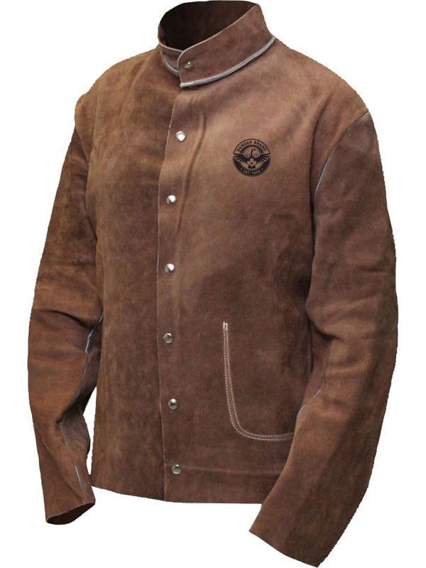 Split Leather Welding Jacket