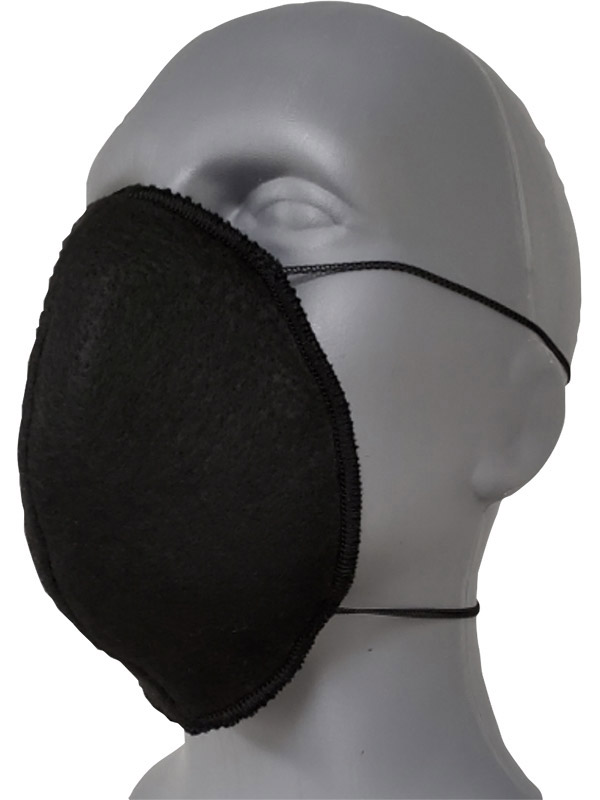 Masque Defender 2 en CarbonX<sup>MD</sup> (commande spéciale)