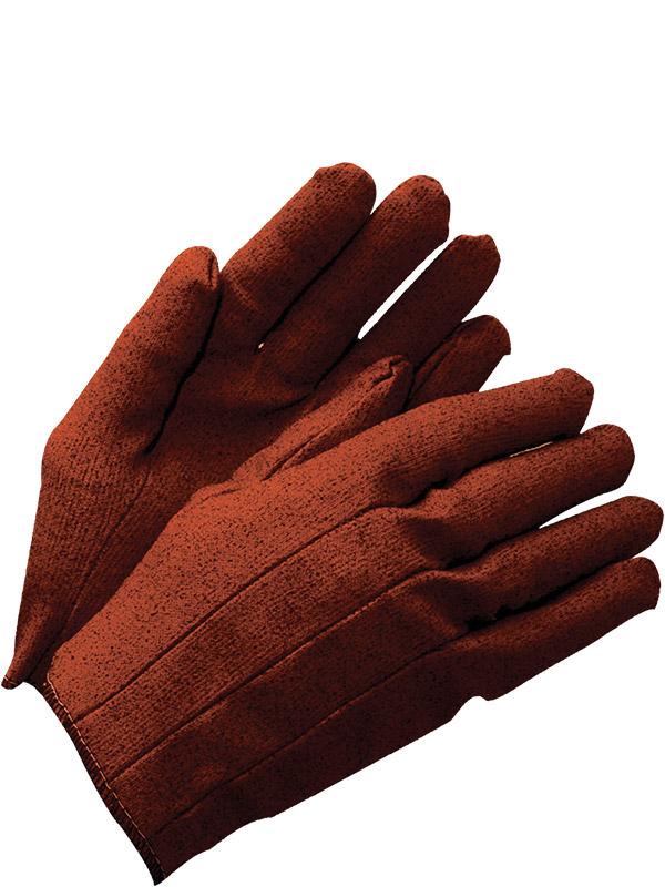 Vinyl Impregnated Fabric Glove