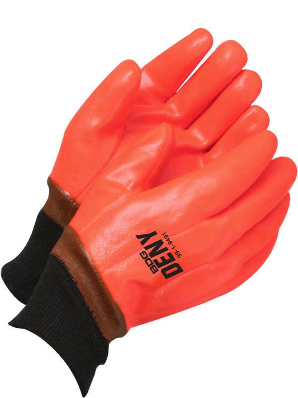 Full PVC Coated Cotton w/Knit Wrist