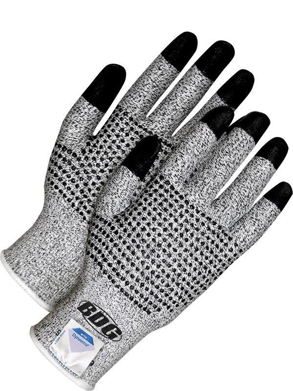 Dyneema® Glove w/Nitrile Dots (Cut)